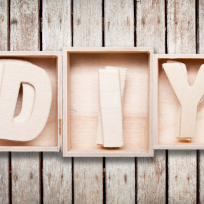 What a DIY Wedding really means