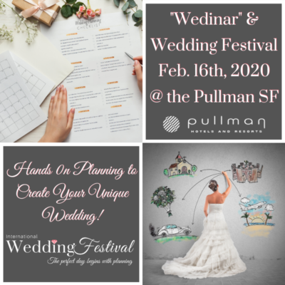 Learn How to Plan Your Wedding with Us